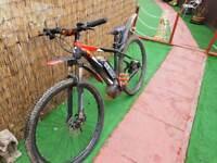 Cube Bosch electric bike