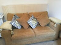 Two Seater Sofa Bed from Buick's of Montrose( SOLD)