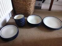 M&S plates and bowls