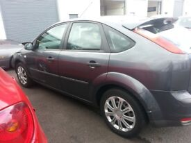 Lovely Ford Focus.REDUCED owned 4 years. New clutch and flywheel fitted February. Great runaround