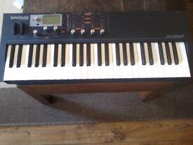 waldorf blofeld keyboard with 2 soundsets £250 ono