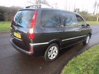 08'citroen c8 2.0 hdi 7'seater drives superb
