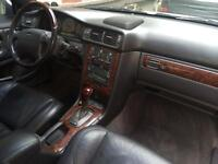 VOLVO C70 1998 black leather American vehicle