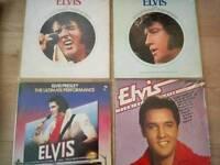 Vinyl elvis records