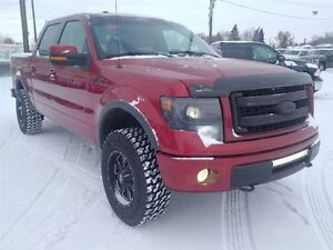 2013 Ford F-150 FX4 - LIFTED - NAVIGATION - REMOTE START