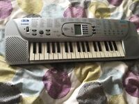Casio Electric keyboard battery powered