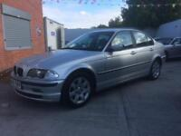 BMW 316i Saloon - MOT December - Alloys - 1 Former Keeper - PX TO CLEAR