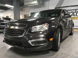 2015 Chevrolet Cruze 1LT-MOTEUR TURBO!-VÉHICULE BIEN ÉQUIPÉ