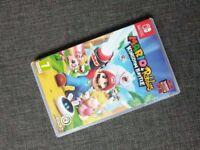 Mario + Rabbids Kingdom Battle Switch for sale  Suffolk