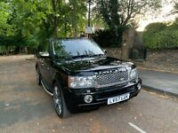 LAND ROVER RANGE ROVER SPORT HSE 2007 AUTOMATIC
