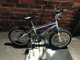 "Pulsa 16"" Wheel Kids Bike. Serviced, Good condition. Free Lights & Local Delivery"