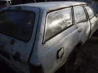 breaking ford cortina mk3 estate