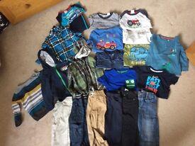 Boys 18-24months clothes bundle
