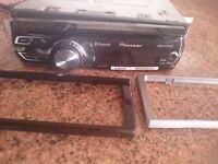 Pioneer DEH-6400BT car stereo