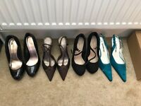 Job lot shoes, some new!