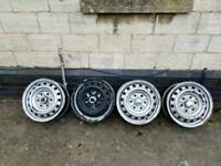 Mitsubishi L200 Steel Wheels