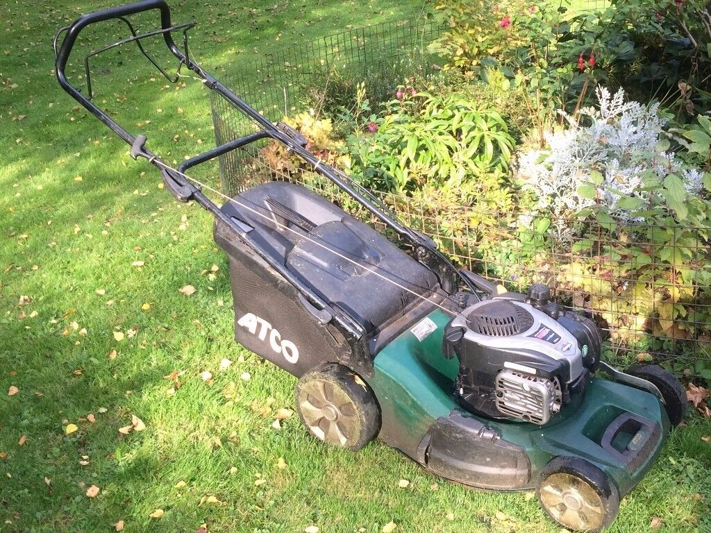 AT-CO Quattro 19s Lawn Mower