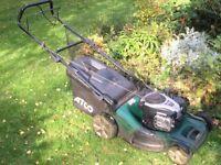 AT-CO Quattro 19s Lawn Mower