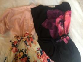Size 8 dresses 5 assorted
