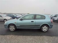 NEW MoT- Nissan ALMERA 1.5 - brilliant little car - NEW TEST £495
