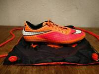 Nike hypervenom phantom SG UK 9.5 football boots