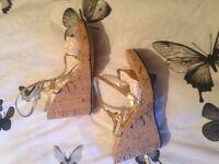 Gorgeous sandals size 6