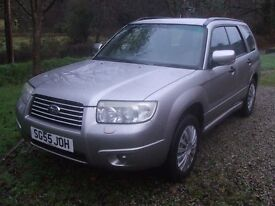 Subaru Forester 2005 ( 55 ) LPG Autogas MOT till July 2017 In excellent condition
