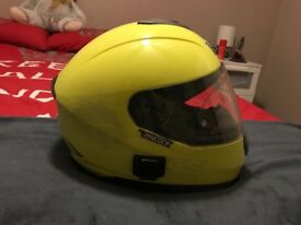 Motorcycle gear helmets etc