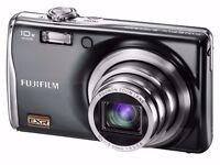 Fujifilm Finepix F70EXR Digital Camera - Gun Metal