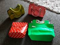 Bnwt bags and satchels