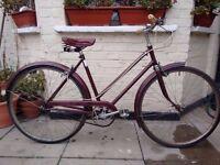 Royal albert 3 speed Town Bike Vintage