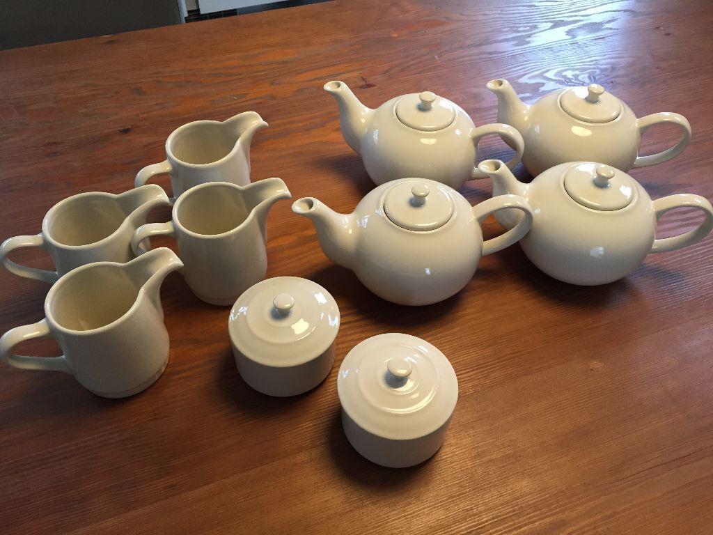 Afternoon Tea Set House Of Fraser Teapots Milk Jugs Sugar Bowls Only