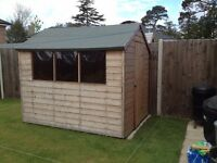 Shed 6 x 8 ft bargain price as urgent