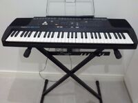 Roland E-16 Intelligent Synthesiser Keyboard (with stand)