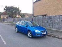 2006 Ford Focus 1.6, Ghia, 5 Doors, Blue, MOT, Hpi Clear