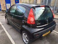 Peugeot 107 Very nice car! 5 doors and tax is just £20! Good condition low millage!