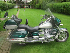 HONDA VALKYRIE FC6 Interstate Cruiser Owned by mechanic 13 years Excellent Condition