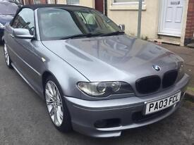 BMW 320 (2.2) Convertible MSport