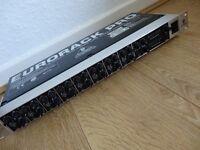 Behringer RX1602 Rack Mixer