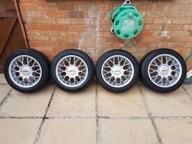 Compomotive wheels 15's 4x100
