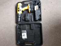 JCB 18V Cordless Hammer Drill With 2 Batteries. Never Been Used.