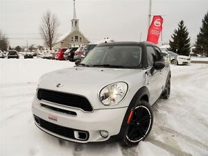 2011 MINI Cooper S Countryman ALL4 + TOIT PANO + MAGS + CUIR + T