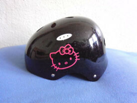 Hello Kitty Scooter (Includes helmet, elbow & knee pads)