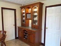 Decorative display dresser