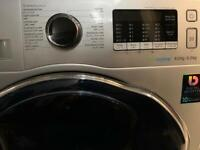 Samsung Ecobubble Washing Machine / Dryer 8/6kg