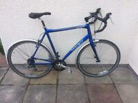 Trek 7.5 road bike xl frame