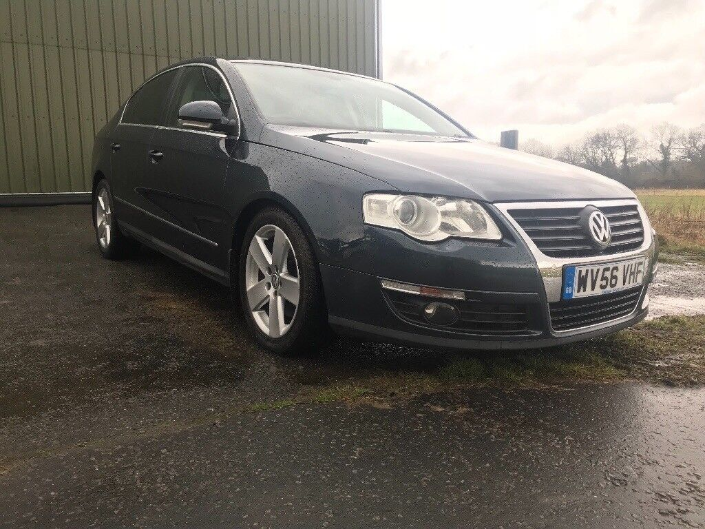 2006 Volkswagen Passat Low Millage  Tdi Sport 1968cc Turbo
