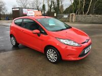 Late 2011 Ford Fiesta 1.4 TDCI Diesel **FINANCE AND WARRANTY** (clio,corsa,polo,astra)