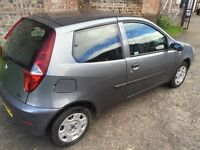 FIAT PUNTO ACTIVE 53REG MOT TILL 12/05/2018 GOOD CONDITION