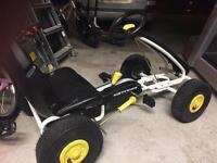 Hurricane Kettcar Go-Kart